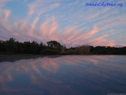 Sunset reflect Zippy French Park c2010 SDH compressed url 2