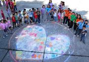 CHALK4PEACE 2012 The HeART of Art