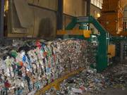 Visit to recycling factory