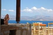 View to Naxos