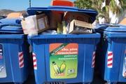 21/7/09: Ανανκύκλωση στην Πάρο / Recycling on Paros