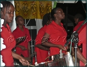 Skiffle Bunch in Antigua 2008
