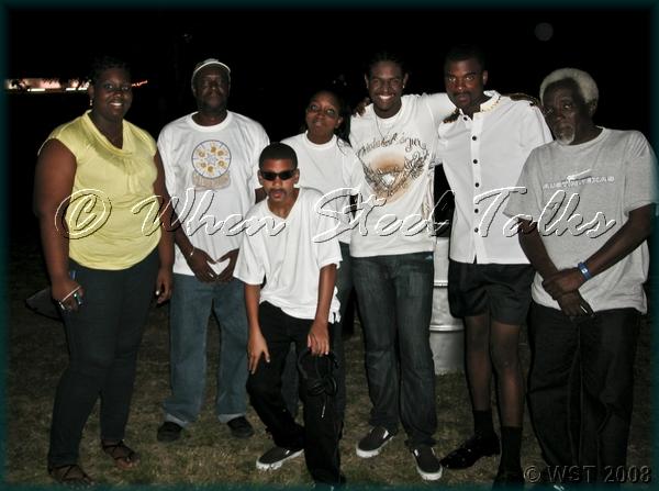 Golden Hands in Antigua 2008