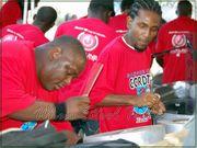 Sangre Grande Cordettes  - Trinidad Panorama semi-finals, 2008