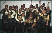Trinidad's Golden Hands Steel Orchestra in Antigua for the annual Moods of Pan festival - in 2006.