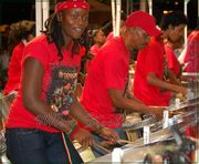 When the President plays Pan -- Renegades Steel Orchestra