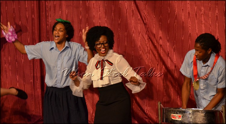 "From ""Pan Man - The Musical"" - with Jahlani Roberts"