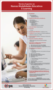 Técnico Superior en Nuevas Modalidades Educativas: E-Learning
