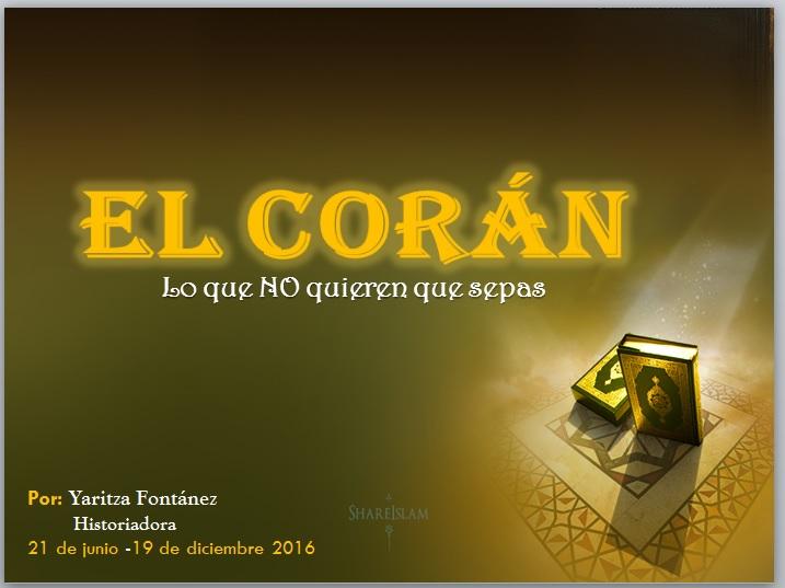 Le gustaría conocer lo que los musulmanes leen en el Corán ?