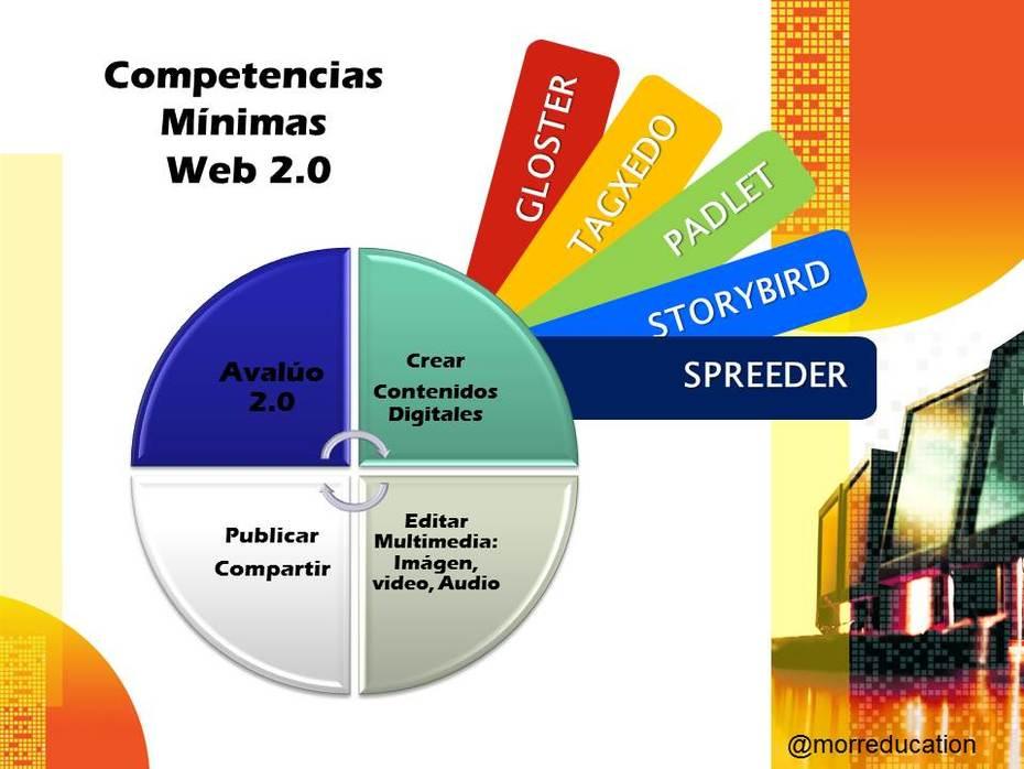 pic_varios herramientasweb2.0 @morreducation