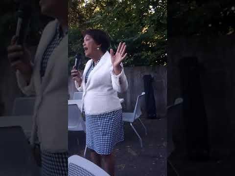 Mayor Toni Harps campaign Head Quarters open