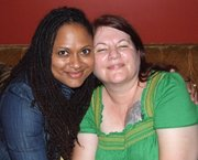 Ava DuVernay and Festival Founder Allison Anders