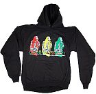 Abstract Rude One Love irie hoody