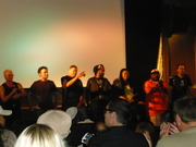 Questions at This Is The Life Screening