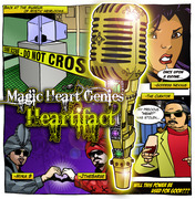 Heartifact Cover