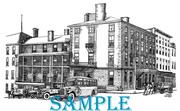 1930 Revere Hotel, Brockville ON
