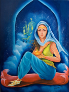 Favola D'Oriente:Jasmine