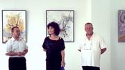 "expozitie personala 12 iulie 2010, Drip""n""nude ,,galeria Cupola IASI"