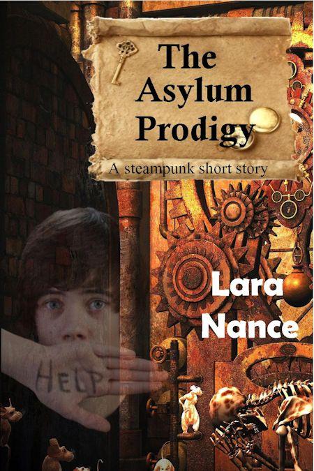 Cover Asylum 6x9