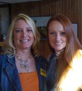 Sue Copening & Elizabeth Kucinich
