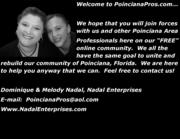 POINCIANAPROS.COM WELCOMES YOU.