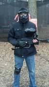 A day of paintball!