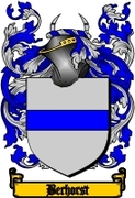 Berhorst Coat of Arms