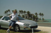 Me in the Florida Keys