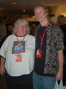 Liz and I, Nude Nite Orlando, 2008