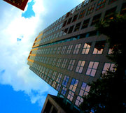 Orlando downtown building