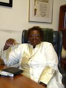 Chief Apostle Clarice Gillard-Ingram, GFTWM, Bronx, NY
