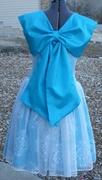 Bowed Bolero and Dress