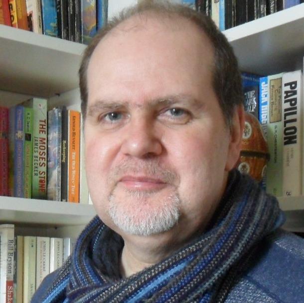 My author headshot