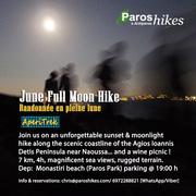 June Full Moon Hike – Randonée de Pleine Lune