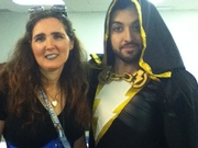 Lady Rayna and Cosplayer Miggy Jagger