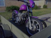 Purple Bobber