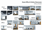Home Office & Showroom