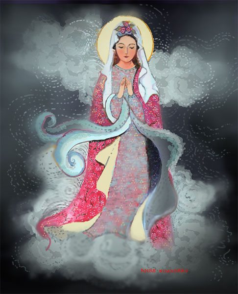 Oriental-virgin