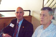 Joe Callahan and Greg Fasolt