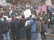 Tax Day Tea Party...We Surround Them Centre County, Pennsylvania