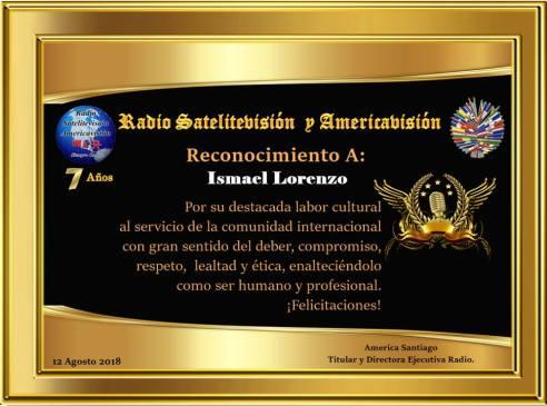Premio de Radio Satelitevision