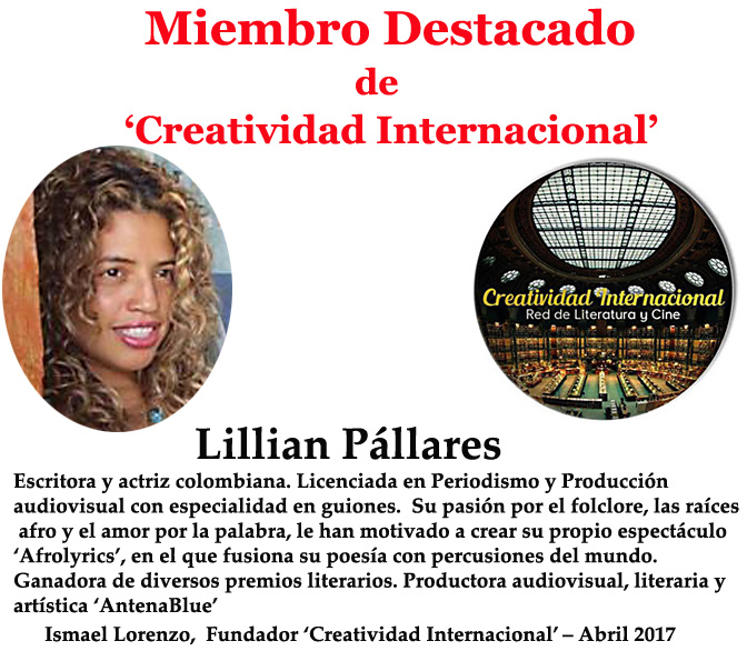 Miembro destacado Lilian Pallares