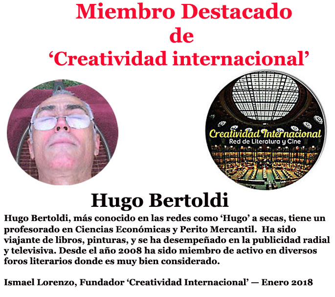 Miembro Destacado Hugo Bertoldi