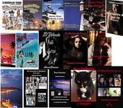 Algunas de las  Portadas de mis libros