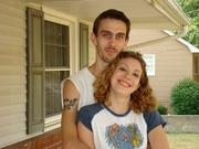 My oldest daughter and son in law