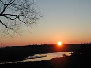 LC sunset