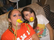 My girls arnt the just ducky!