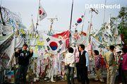 DAMIRworld at THE DMZ Korea Peace Photo