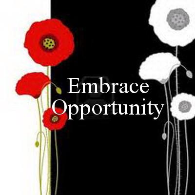 Embrace Opportunity
