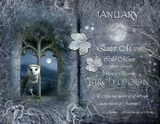 (d) January Birch Moon